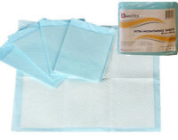 150 Omnitex Ultra Disposable Incontinence Bed Pads 60 X 90cm - 2000ml Absorption