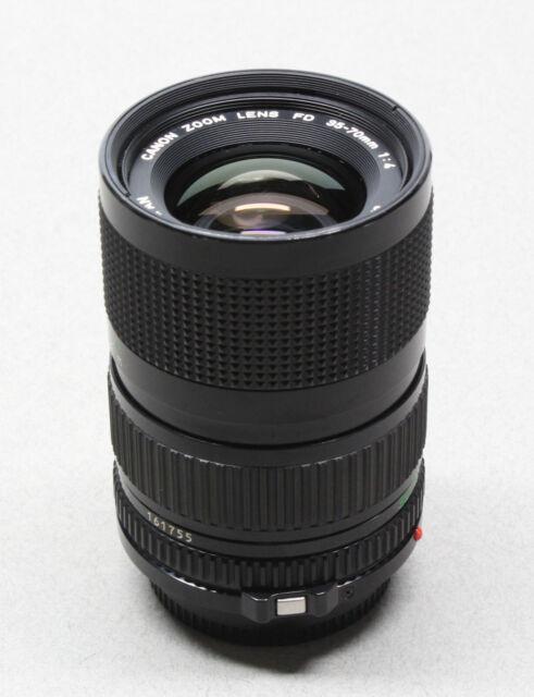 Canon FD 35-70mm f/4 б/у (ФС-190498)
