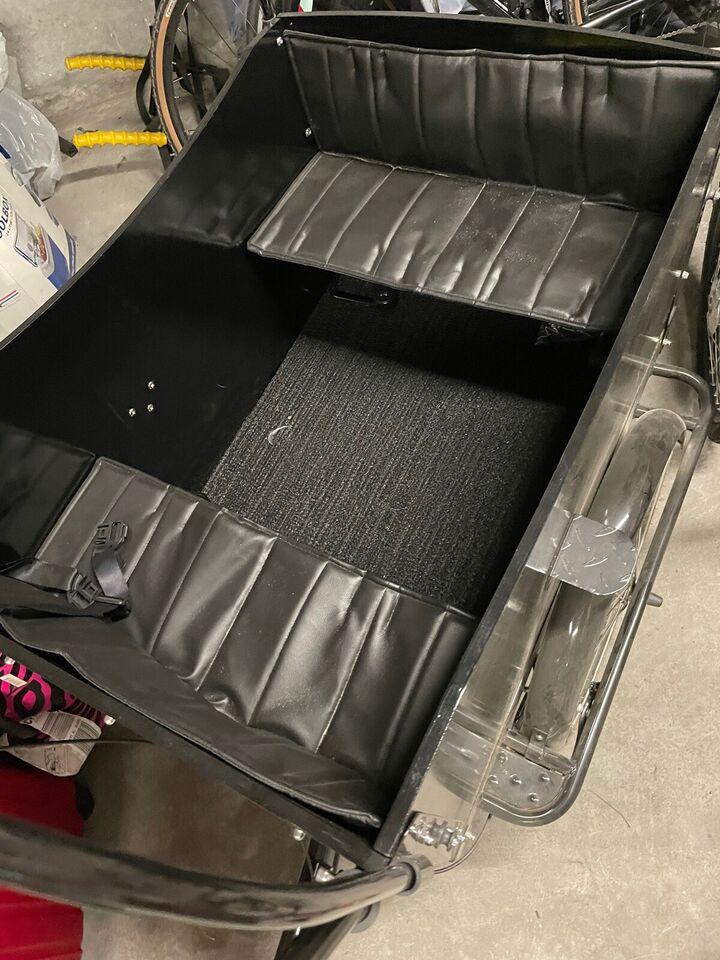 Ladcykel, Cargokid, 7 gear