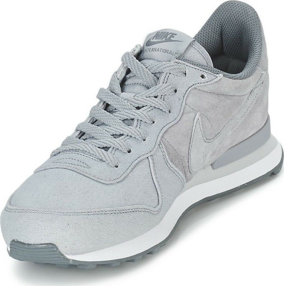 002 828043 Nike Chaussures 41 Homme Internationaliste GrisBlanc xaCCqvAw