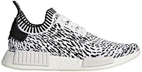 Adidas originals männer 12 nmd_r1 pk sneaker weiß / schwarz, 12 männer m uns b7bffe