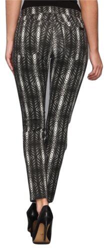 32 noir enduit Joe's skinny 179 denim rayé en Jeans 827952883082 Nwt jais serpent avec Pantalon PPYZz