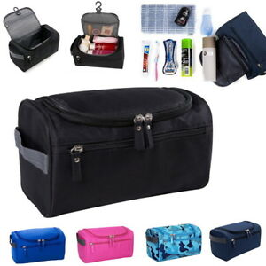 ... newest collection ca635 07103 Image is loading Men-Toiletries-Wash-Bag- Travel ... 24c5ceb484