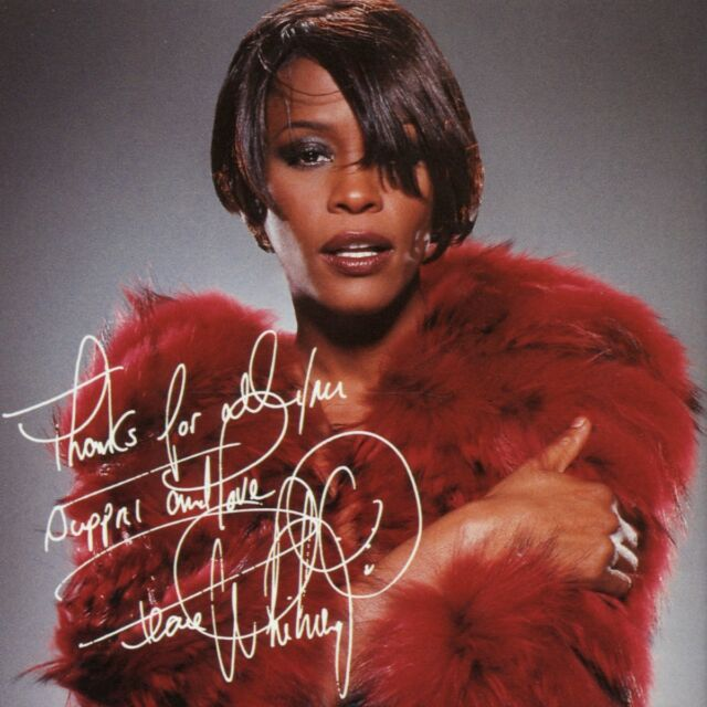WHITNEY HOUSTON - My Love Is Your Love, 1 Audio-CD