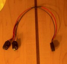 EMG 18V Mod wiring harness with deluxe snap clip's 81 85 60 89 made in USA