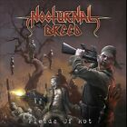 Fields of Rot * by Nocturnal Breed (CD, Aug-2011, Agonia Records)