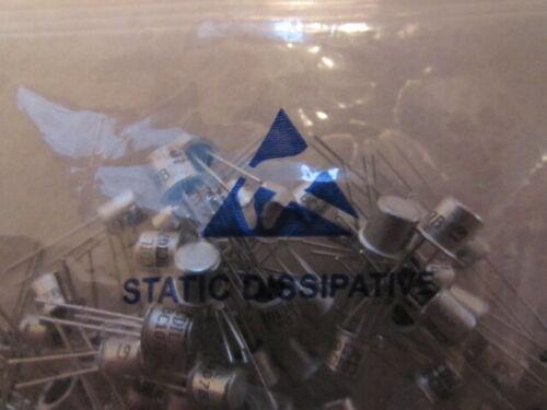 BC107B CDIL Transistor NPN bipolar 45V 200mA 0.2//0.75W TO18 10dB 5pcs USA Seller