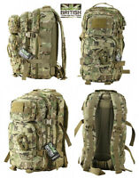 Army Military Tactical Combat Rucksack Backpack Travel Molle Day Pack Bag 28l