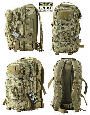 Army Militray Combat Rucksack Molle Travel Back Day Pack Surplus Backpack 28L