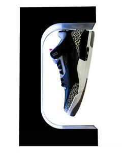 BLACK Ships From USA KISE STUDIO New Levitating Shoe Display New Version