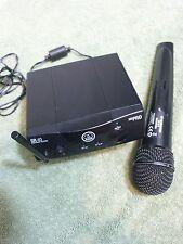 AKG SR-40 Single channel Wireless Microphone