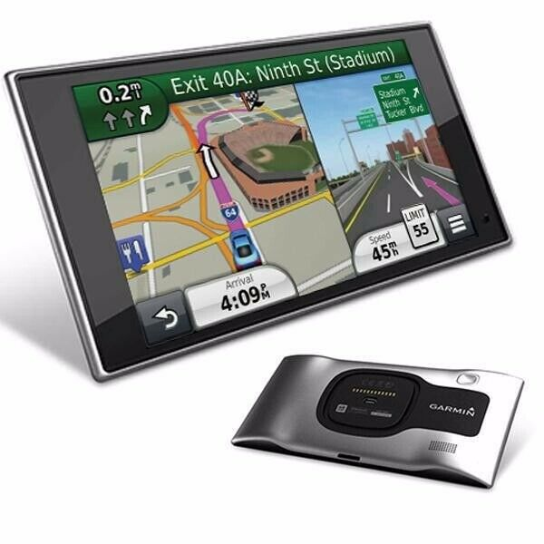 Garmin nüvi 3597 LMTHD GPS Navigator | Lifetime NA Maps & Traffic | HD Receiver