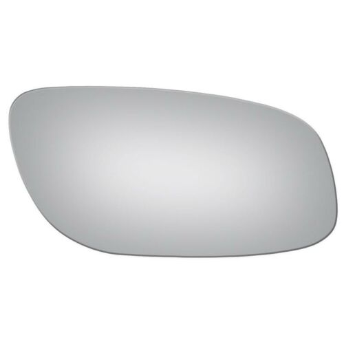 Mirror Glass For 10-14 Ford Taurus Passenger Side Replacement