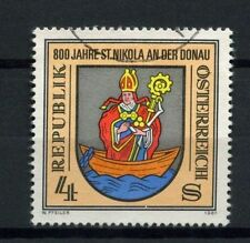 Austria 1981 SG#1921 St. Nikola-On-Danube Used #A20657