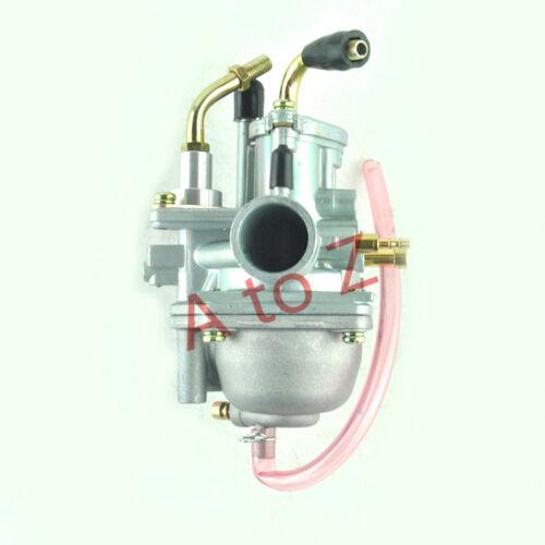 Carburetor Carb For ATV Polaris Predator 50 50cc Manual Choke 2004-2006   E4