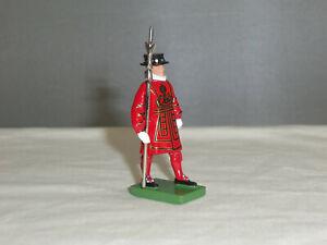Britains 41064 Tour De Londres Cérémonial Beefeater En Métal Jouet Soldat Figure 783724410644