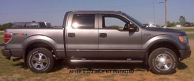 Auto Spring PC 2004-2013 FORD F-150 1-1//2 INCH F150 LIFT//LEVELING KIT