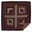 CUMBERLAND-QUILT-amp-ACCESSORIES-SELECTION-Rustic-Primitive-Lodge-Set-VHC-Brands thumbnail 2