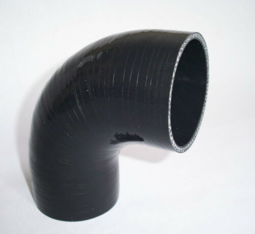 Silicone Coolant Pipe Bends 102MM 90 Degree Reducer Silicone Elbow Bend Hose