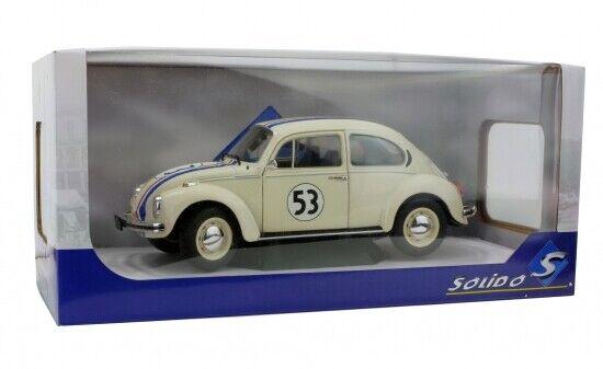 SOLIDO 421184040 - 1 18 VW Beetle 1303-Racer  53 - Neuf