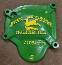 John Deere No 5 Mower Sickle Upper Cast Cover Z1051 H Moline Ill Or Wall Art