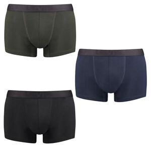 6er Pack Levis Herren Movement Tencel Trunk Boxer Shorts Unterhose Pant