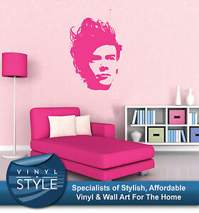 Image Is Loading HARRY STYLES ONE DIRECTION DECAL DECOR STICKER WALL
