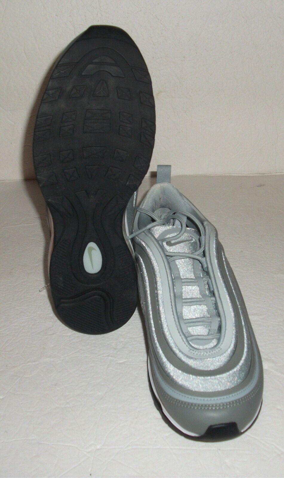 New Nike Air Max 97 Ultra Ultra Ultra '17, Women's Size 10.5, Grey Green, 917704-004 5bc24e