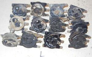 Most 1960's BSA Triumph Norton Lucas 49072 + ground rectifiers USED QTY=12 - L