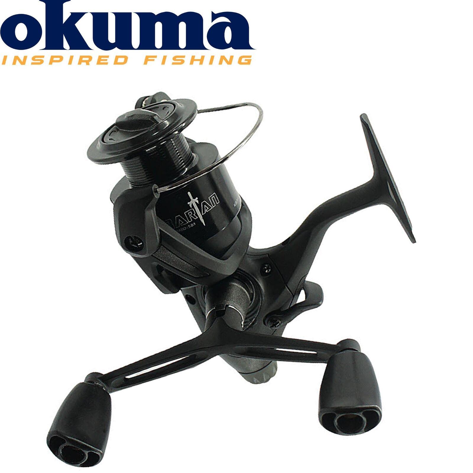 Okuma Babarian BF Friedfischangeln BN-30 - Freilaufrolle, Angelrolle zum Friedfischangeln BF b4fe72