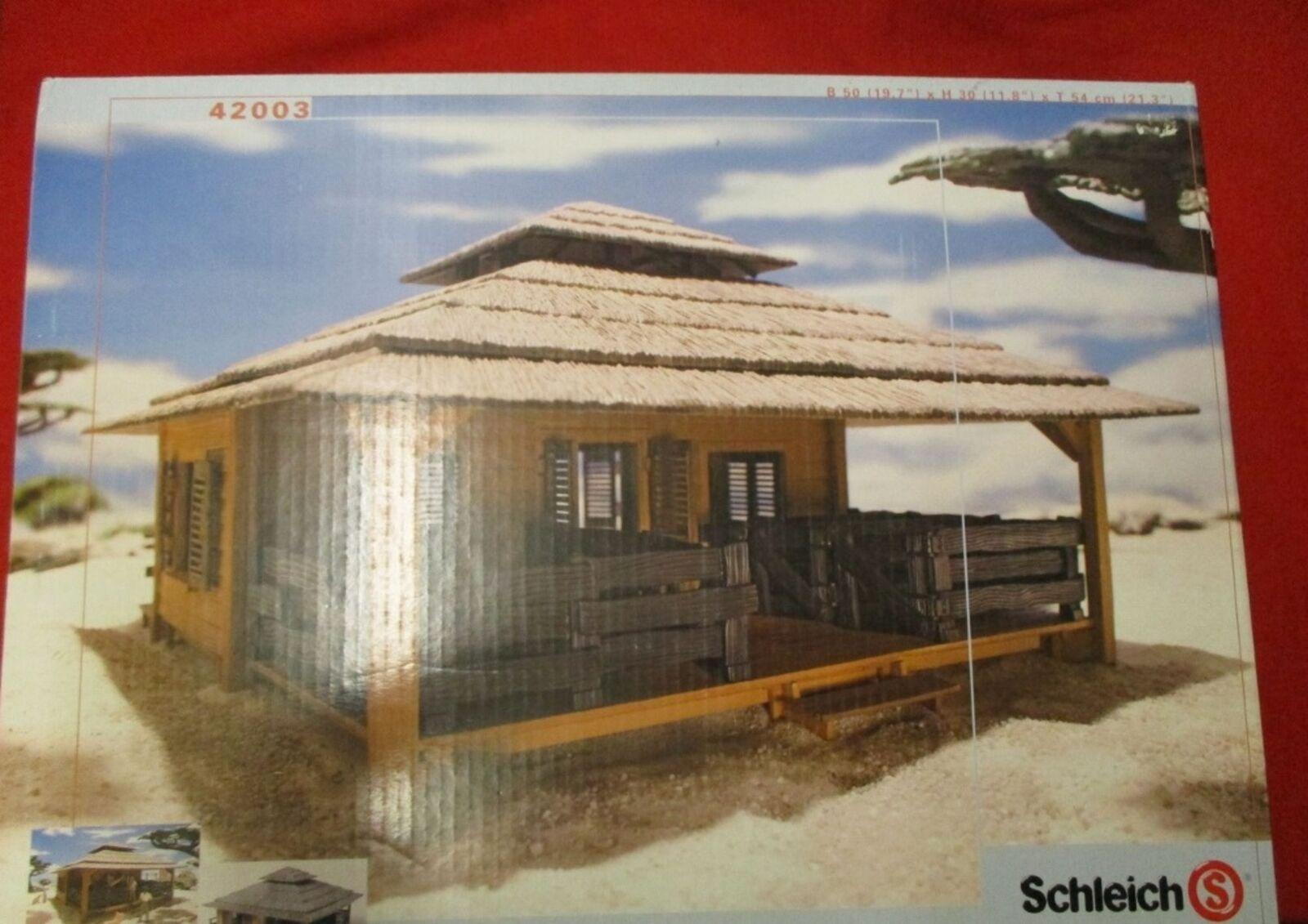 SCHLEICH ® 42003 Stazione di cura degli animali NUOVO OVP