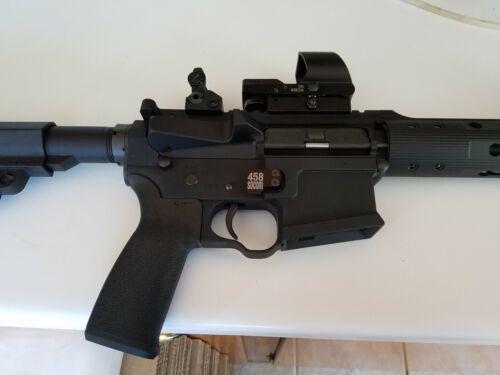 Mission First Tactical Engage 15 Degree Black Rifle Pistol Grip V2 EPG16V2