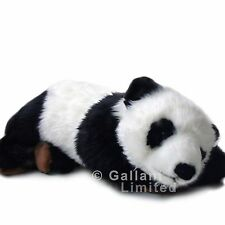 LARGE 71CM HANDMADE GIANT BLACK WHITE BIG PANDA BEAR STUFFED SOFT CLAW TEDDY
