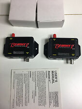 Beamer-V Fiber Optic Transmission System Model 3105