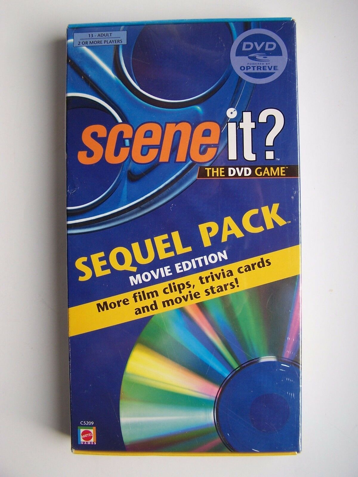 Scene It: Sequel Pack (Movie Edition): More Film Clips,