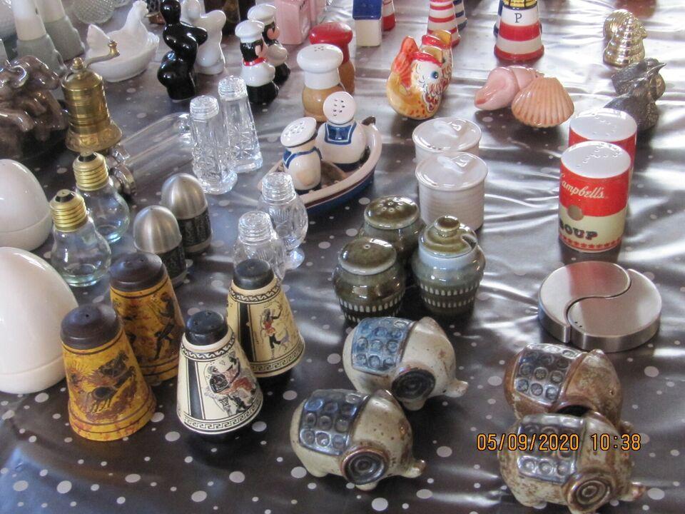 Andre samleobjekter, salt og pebersæt