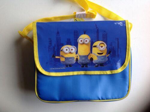 Serviteurs film messenger style lunchbag