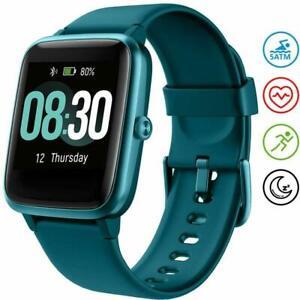 Umidigi Uwatch 3 Smart Watch Fitness Tracker 5atm Waterproof Monitor Health Band