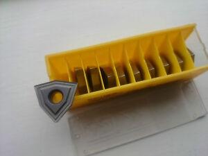 10 Kennametal Carbide Tips Wcgx110506 Gx (wcgx 110506 Xcgt 110506hd Xcgt 110506-afficher Le Titre D'origine Performance Fiable