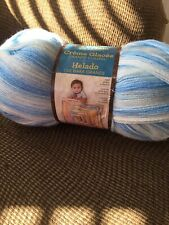 Weight NWT Fine Smoke Free Home 2 Lion Brand Ice Cream Yarn in SPUMONI