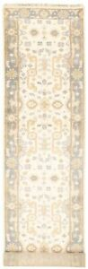 Hand-knotted-Carpet-2-039-8-034-x-12-039-0-034-Royal-Ushak-Traditional-Wool-Rug