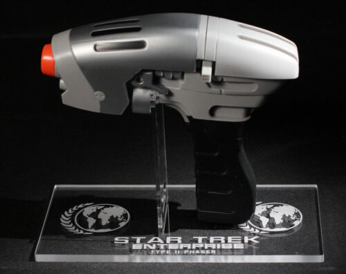 1 x Acrylic Display STAND Diamond Select Star Trek Enterprise Phase Pistol