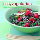 Easy Vegetarian by Tessa Bramley, Fran Warde (Hardback, 2003)