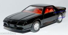 SOLIDO voiture CHEVROLET CAMARO gmc noir 1983 automobile little car Kleines Auto