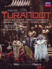 Turandot Metropolitan Opera Nelsons 0044007434260 DVD Region 1