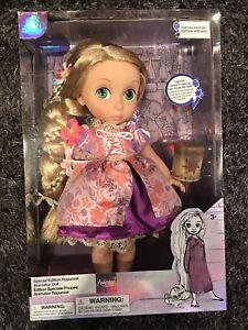Poupée animatrice Disney Special Edition Rapunzel ~ Livraison rapide et gratuite !!!   689854359429