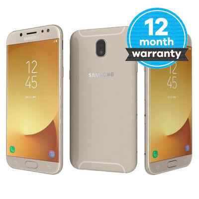 Samsung Galaxy J5 (2017) SM-J530F - 16GB - Gold (Unlocked) Smartphone Pristine A