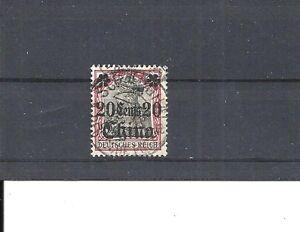 DAP-CHINA-1905-Michelnummer-32-o-gestempelt-o-Katalogwert-9-00