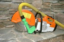 Saw Muzzle Gp Dust Collection Fits Stihl Gas Powered Concrete Saws 12 16