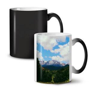 Nature Mountain Cloud NEW Colour Changing Tea Coffee Mug 11 oz | Wellcoda